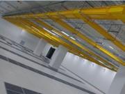 网格桥架和光纤槽道的使用