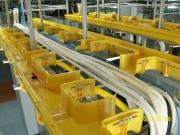 塑料光纤槽道
