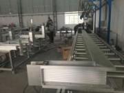 母线槽生产线